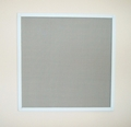 Pet Safety Window Screen - Kit 1 PSW1 White Aluminium