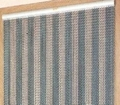 Chain Link Window Fly Screen - Stripes