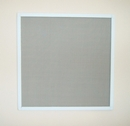 Pet Safety Window Screen - Kit 3 PSW3 White Aluminium